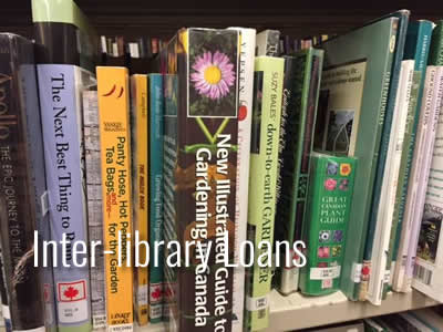 Visit our inter-library-loans page